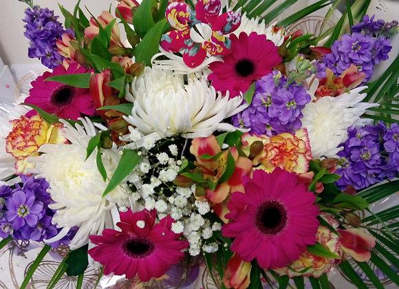 Alstro Summer Mix Bouquet