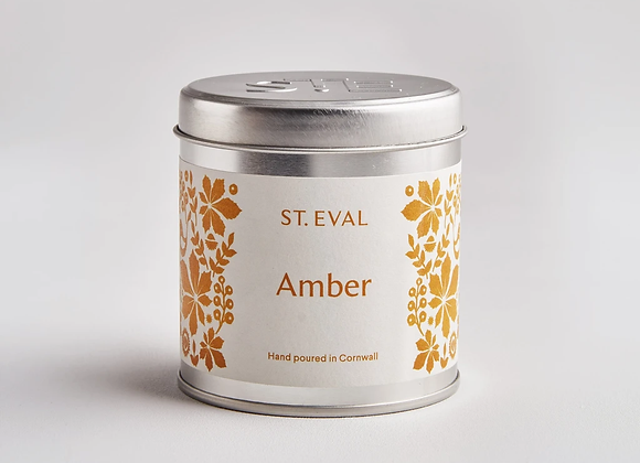 Amber, Folk Scented Candle