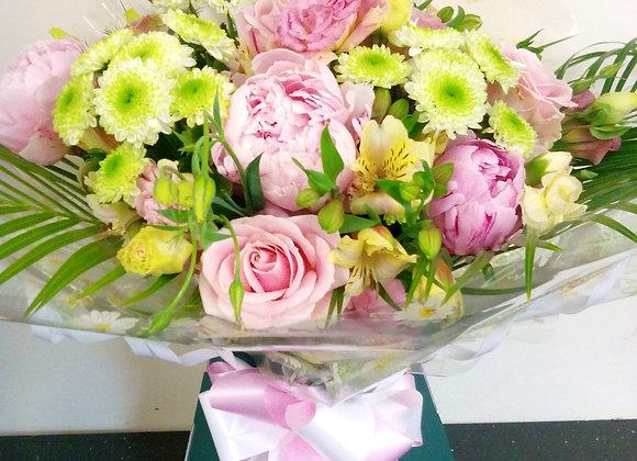 Peony & Rose Mix Bouquet