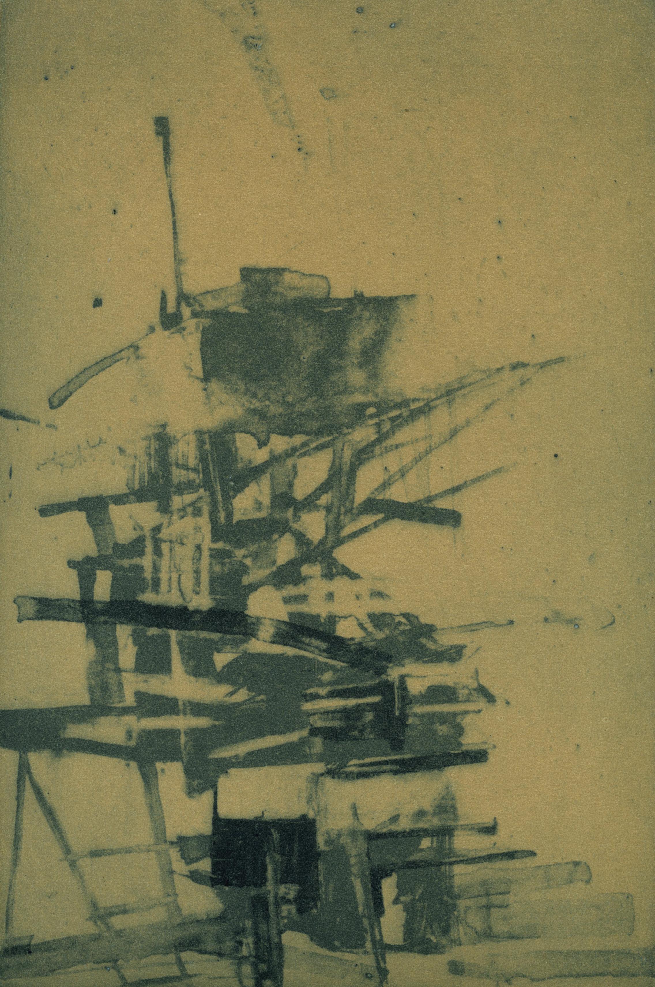 Corrosion Gravure 29x19 2014