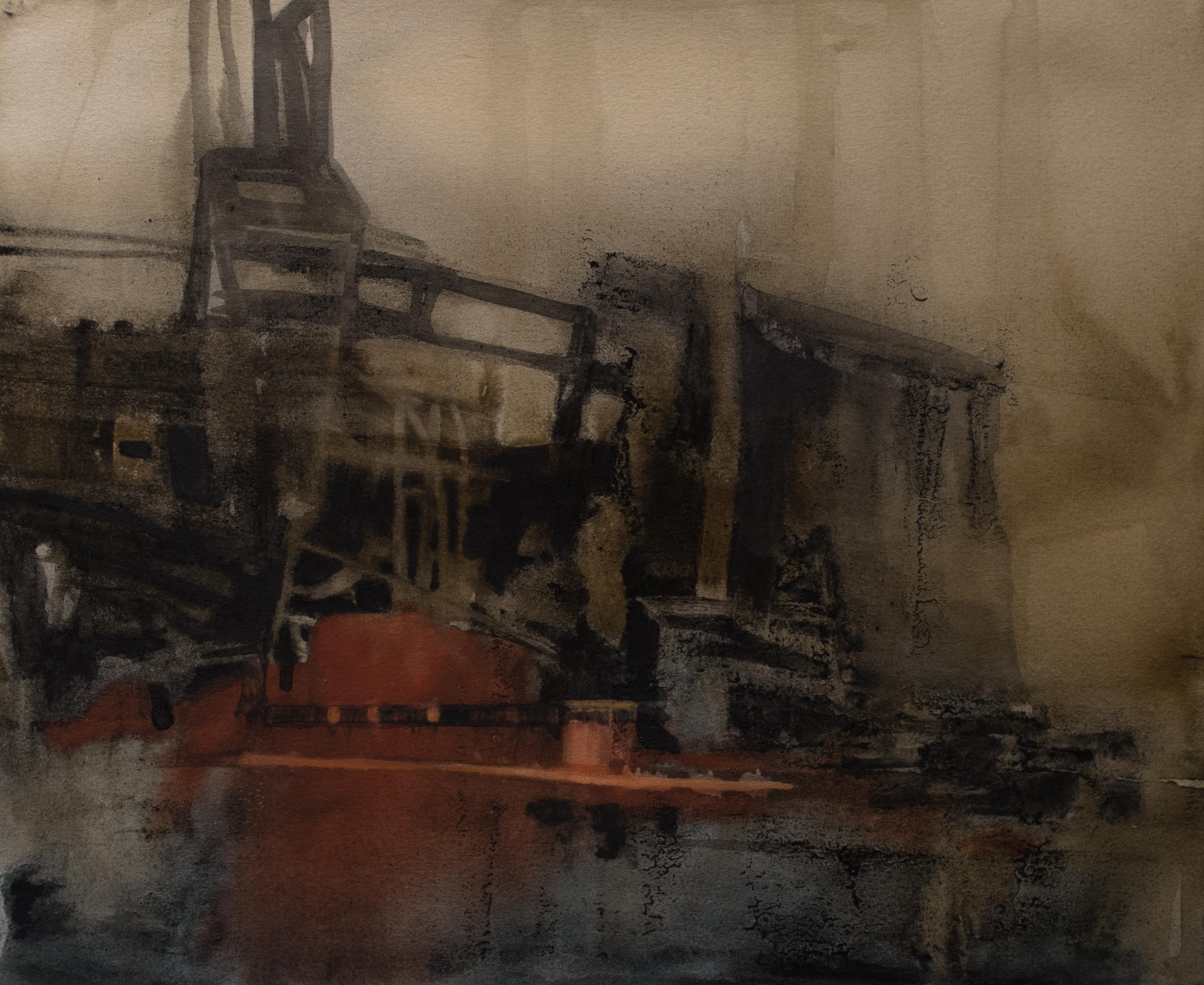 Ruhr Encre 38x46 2015