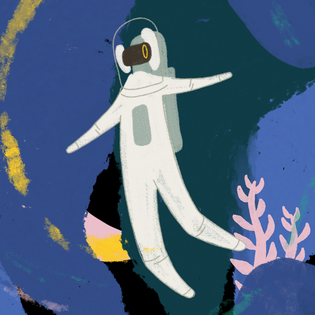 WHAT MY SPACE WALK TAUGHT ME ABOUT ISOLATION