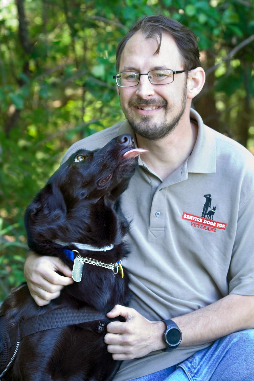 PTSD, service dog, Veteran, SD4V