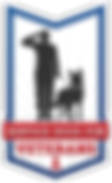Service Dogs for Veterans Logo, Serving Upstate South Carolina and Western North Carolina since 2014
