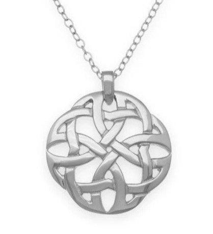 Ortak P621 Celtic Pendant