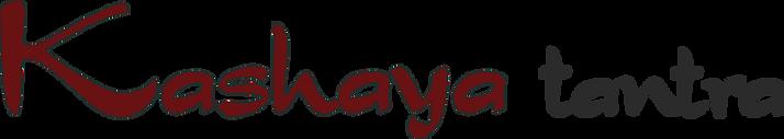 Logo text Kashaya Tantra.png