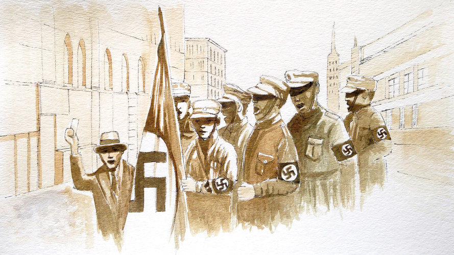 #5 Germans are showing more antisemitism