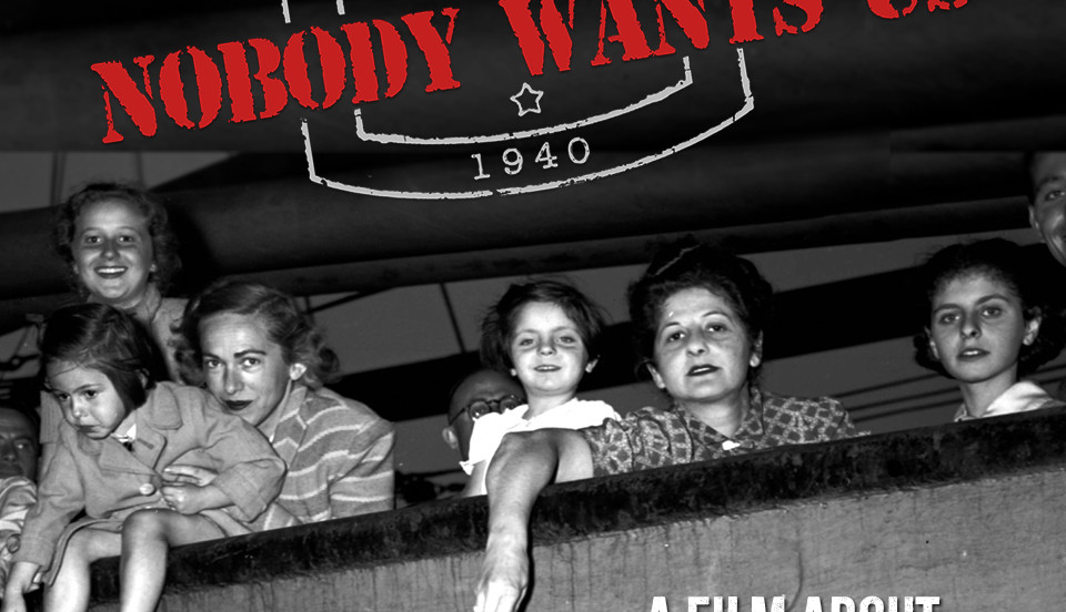 """Vertical Poster for """"Nobody Wants Us"""""""