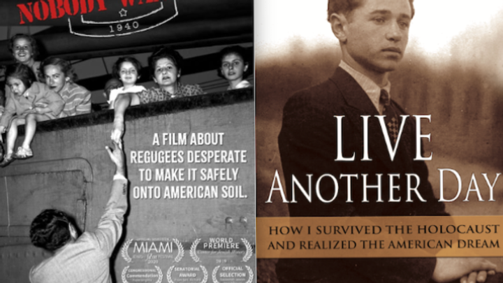 TICKET: 4/19/20: Holocaust Narratives In a Time of Peril: Two Retrospectives