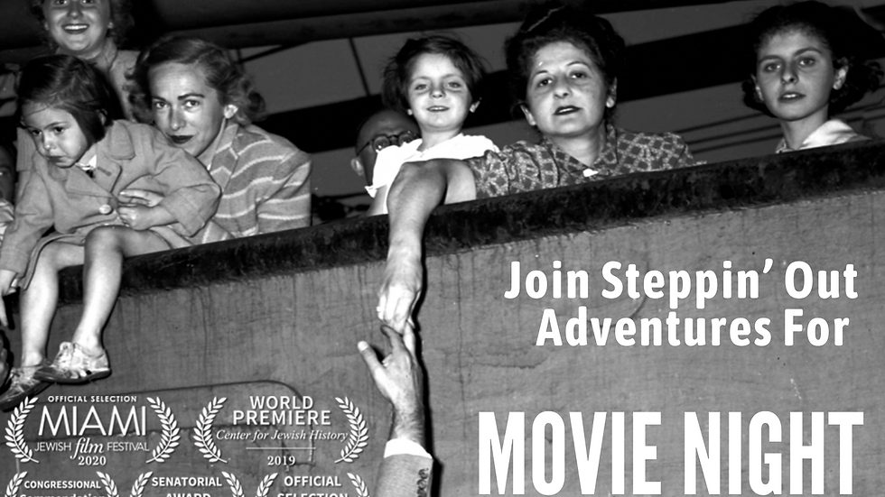 TICKET: 5/24/20 Film & Discussion Hosted by Steppin Out Adventures