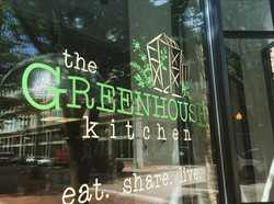 The Green House Kitchen