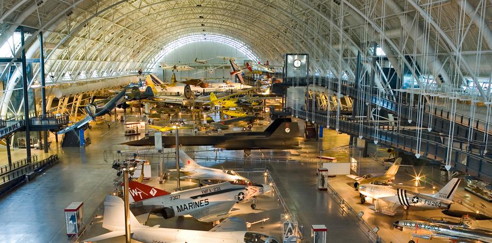 Virginia Air & Space Museum