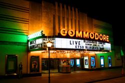Commodore Movie Theater
