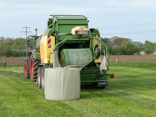The Comprima and quality Silage