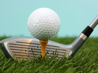 Annual Golf Tournament  May 2021