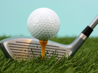 Speedy ankle sprain recovery for a professional golfer