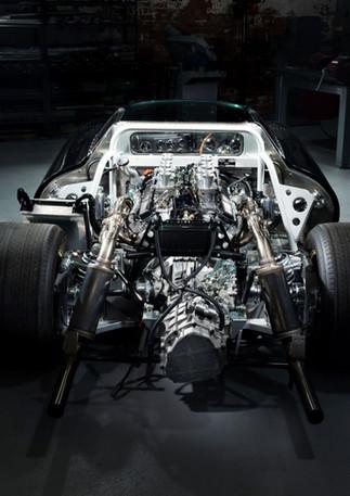 XJ13 Rear View