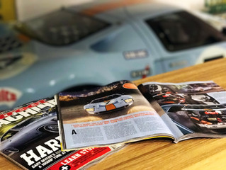 The GT40 is in Street Machine Magazine!