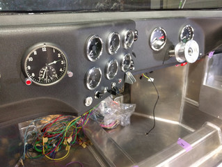 Building a Functional XJ13 Dashboard