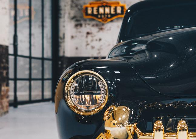 1950 Mercury Build - Black Diamond