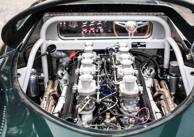 XJ13 Engine Bay