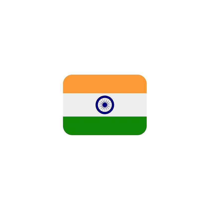 Indien - Jorden Runt På 40 Torsdagar