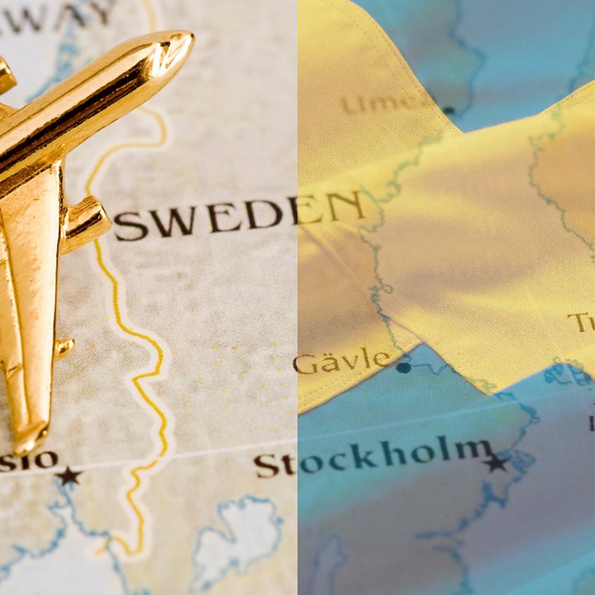 QUIZ 3 - Sverige!