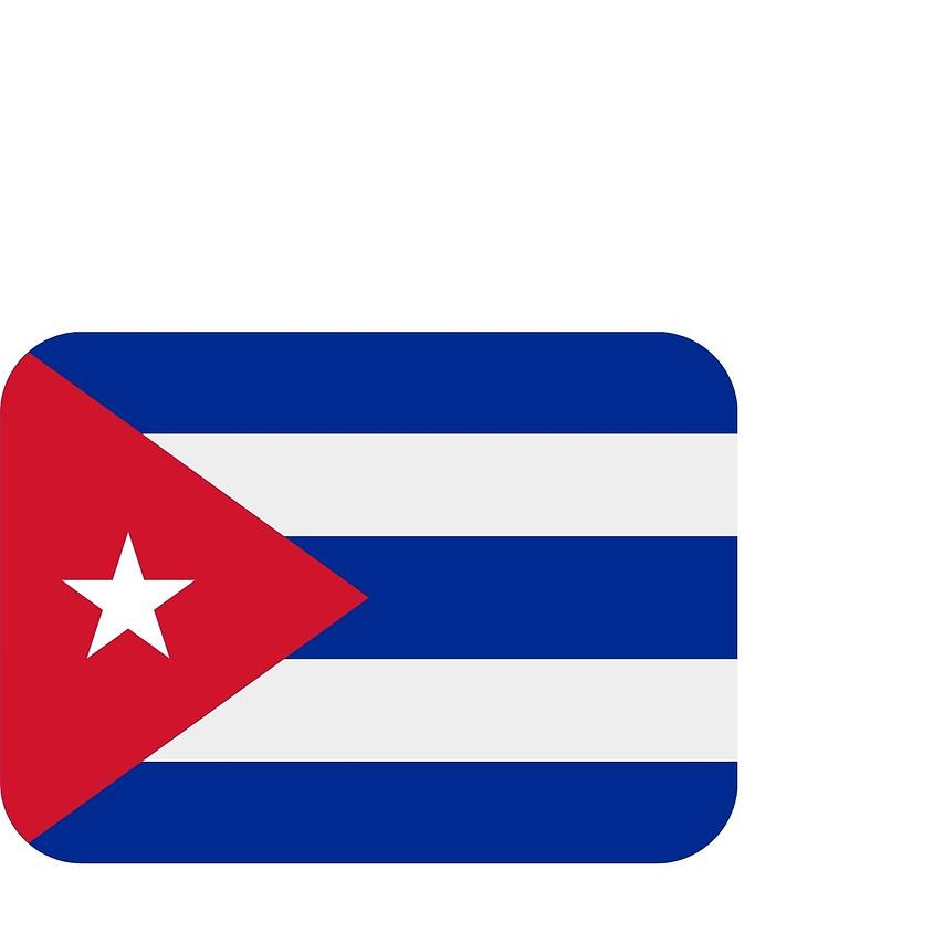 Cuba - Jorden runt på 40 torsdagar
