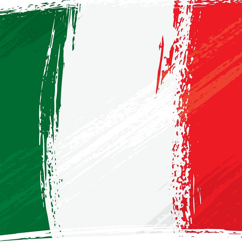 Italien - Jorden Runt på 40 Torsdagar.