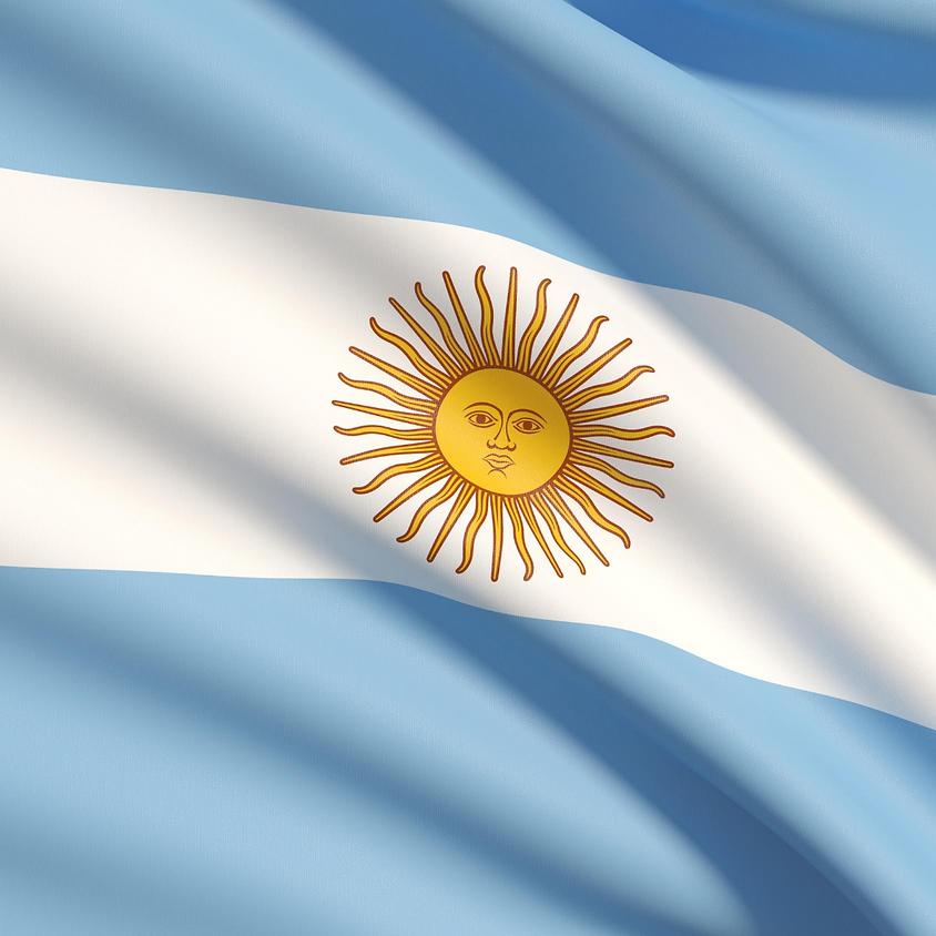 Argentina - Jorden Runt På 40 Dagar.