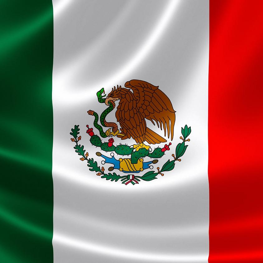 Mexico - Jorden Runt På 40 Torsdagar