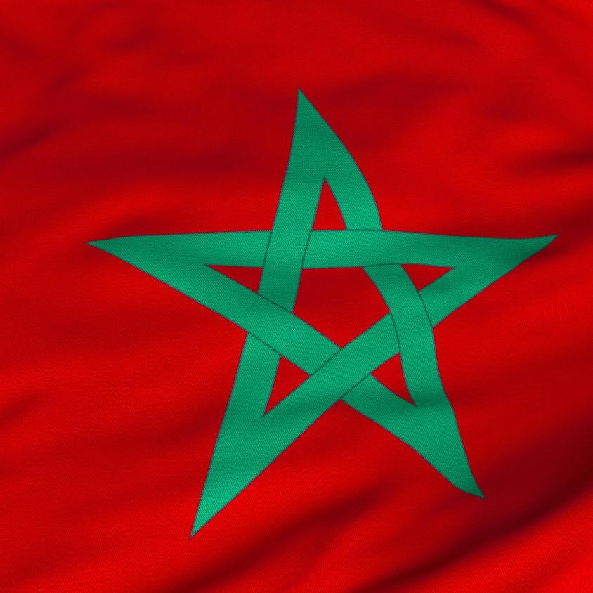 Marocko - Jorden Runt på 40 Dagar