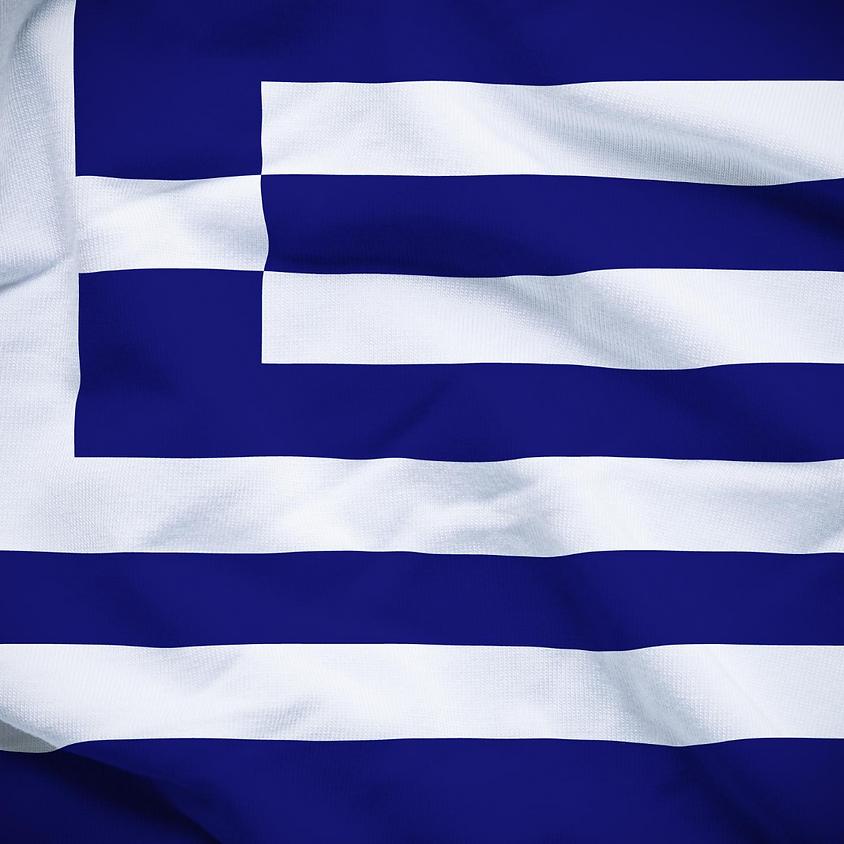 Grekland - Jorden Runt På 40 Torsdagar