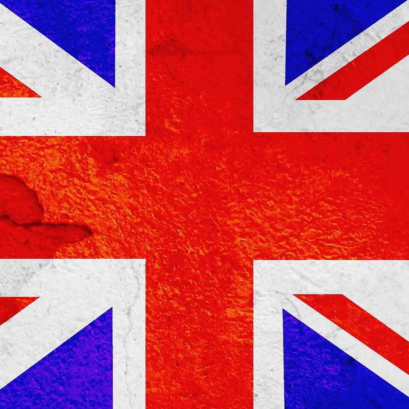 England - Jorden Runt På 40 Dagar.