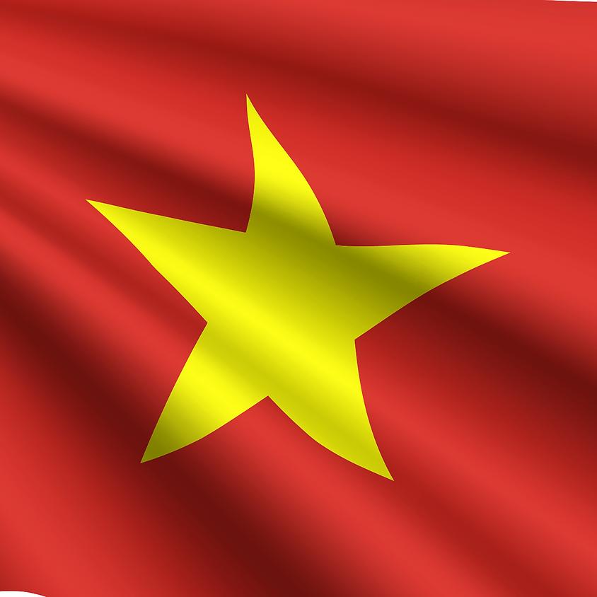 Vietnam - Jorden Runt på 40 Torsdagar.