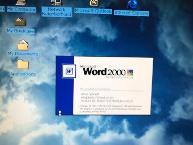 Acer AL506 2001 Setup