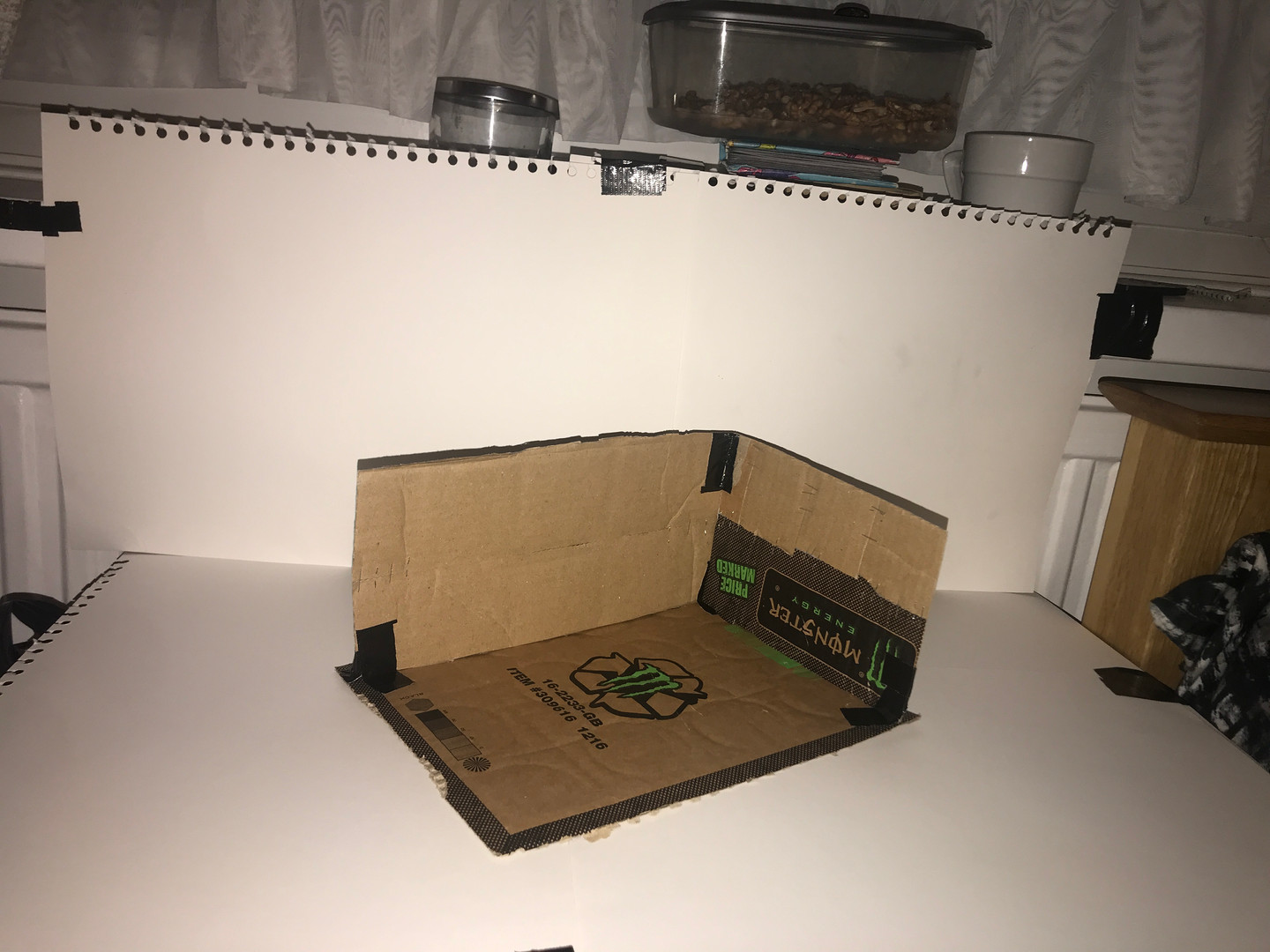 Making A Miniature Set