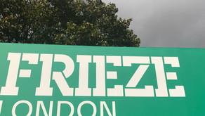 Frieze Masters, Frieze 2019 and Ai Wei Wei