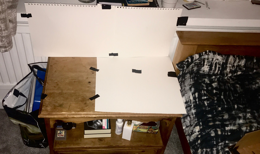Making A Miniature Set