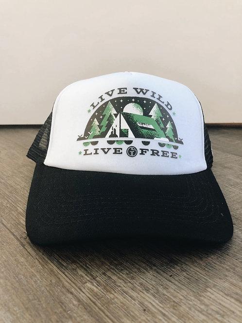 Live Wild - Live Free