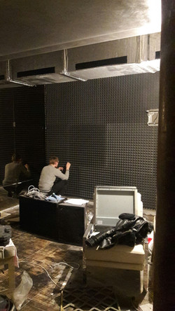 акустическая коррекция стен