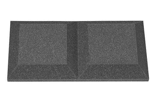 Акустическая панель Duos 50х25 см, толщина 50мм