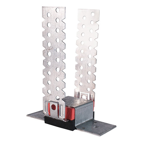 Антивибрационные крепления для звукоизоляции стен и потолка-VibroNet MP-30