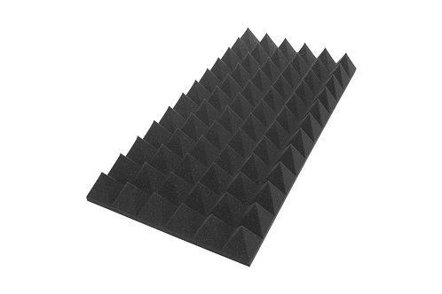 Акустическая панель Пирамида XL 120мм 1,20х0,6м