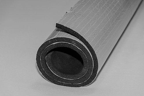 Мембрана Black Flex 10 мм 1мх1м армированная