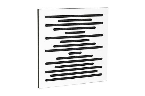 Акустическая панель Ecosound EcoWave white 50х50 см 33мм белый