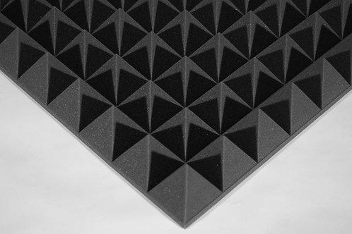 Акустическая панель Пирамида XL 100мм 1х1м