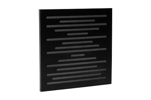 Акустическая панель Ecosound EcoWave black 50х50 см 73мм Черный