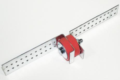 Vibrofix Connect-Звукоизоляция стен