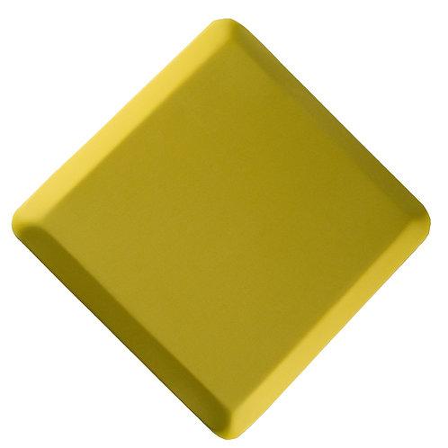 Акустическая панель Cinema Acoustic yellow 50х50